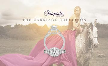 The Carriage Collection of Diamond Engagement Rings from Veer